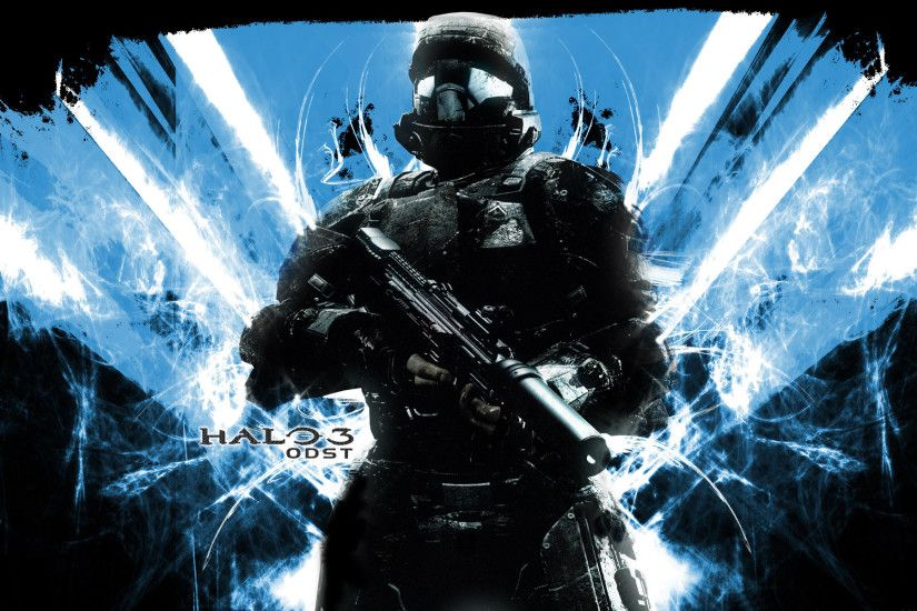 Halo 3 Odst Sticky Grenade Wallpaper ~ Halo Games Wallpapers Res .