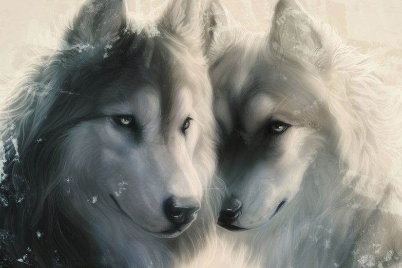 ... Wolfs - Animals Wallpaper (36586341) - Fanpop · Wolf'S Rain ...