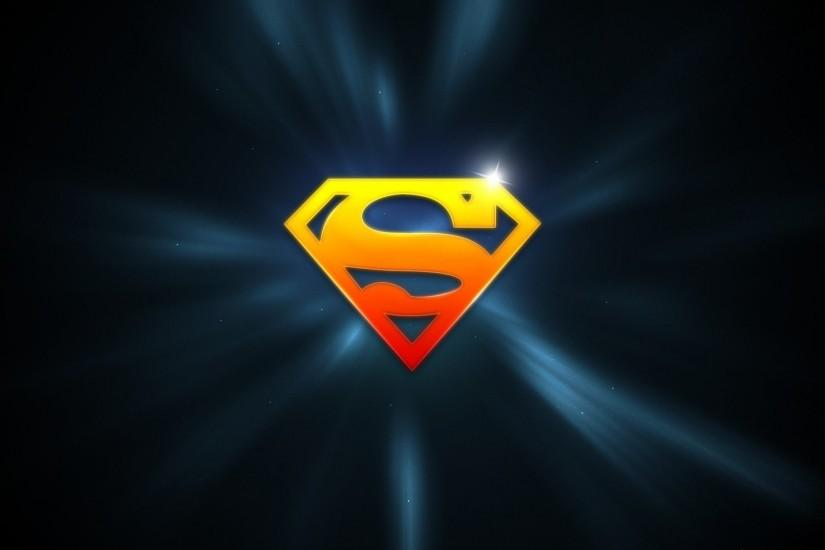 Superman Logo Wallpaper 528294