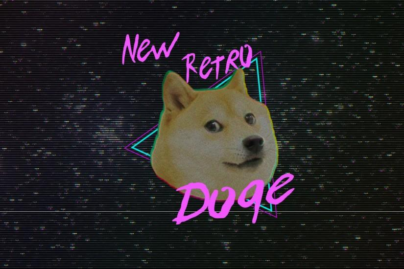 large doge wallpaper 2560x1440 for retina