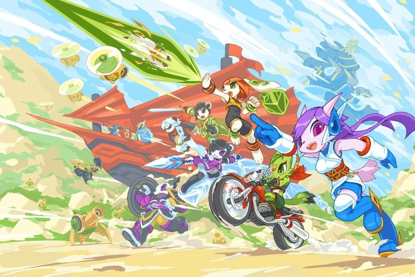 Freedom Planet, Indie Games Wallpaper HD