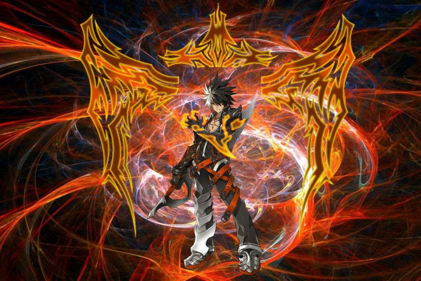 Elsword Evil Raven by DARKTAHU Elsword Evil Raven by DARKTAHU