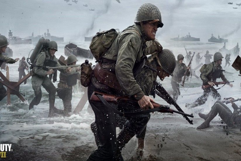 Call of Duty World War 2 Wallpaper ...