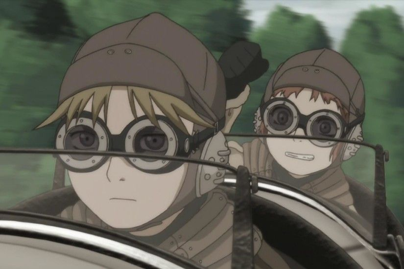 Animation & Sound. The animation for Last Exile ...