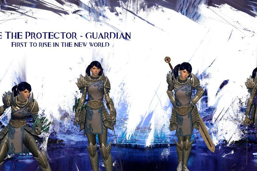 Guild Wars 2 Guardian Wallpaper ·① WallpaperTag