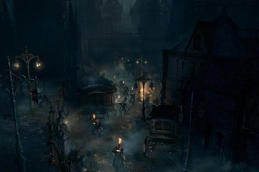 bloodborne wallpaper 1920x1080 hd