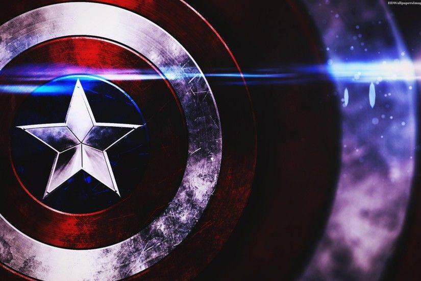 Captain America Logo Wallpapers ·① WallpaperTag