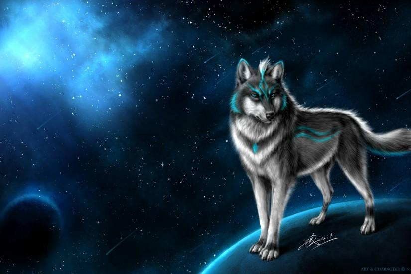 Northern Lights Wolf - HD Wallpapers - Denpasar News