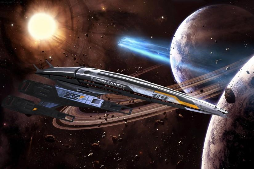 Mass Effect Normandy Wallpapers - Full HD wallpaper search