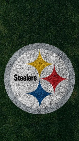 ... galaxy Pittsburgh Steelers 2017 turf logo wallpaper free iphone 5, 6,  7, galaxy s6