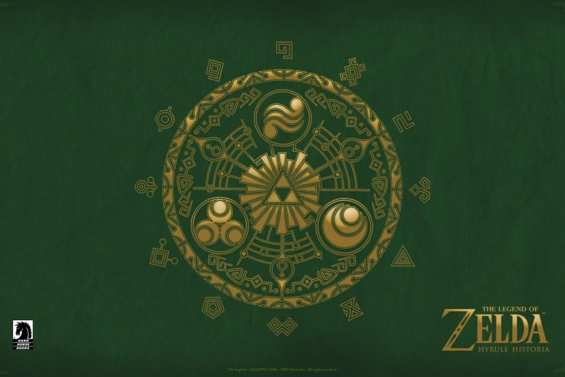 The Legend of Zelda :: Desktops :: Dark Horse Comics