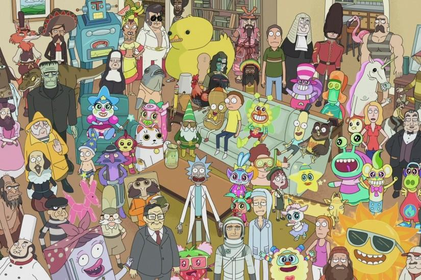 best rick and morty wallpaper 1080p 1920x1080