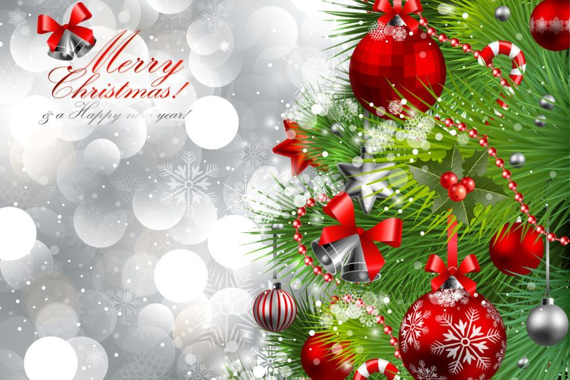 For desktop_merry christmas cards wallpapers