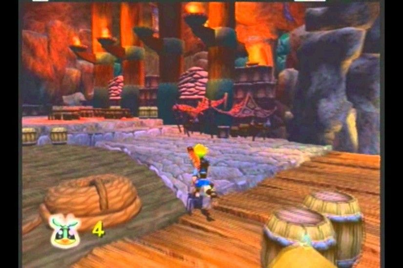 JAK and DAXTER: -Rock Village- Scout Fly Locations