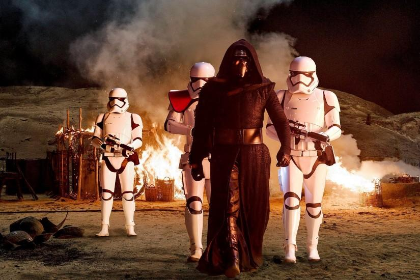 UPDATED WITH HD IMAGES! New Info on Kylo Ren and Nine New Images From 'Star  Wars: The Force Awakens'! |