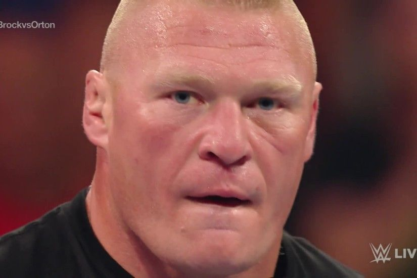 Lesnar decimates Slater ahead of SummerSlam bout with Orton