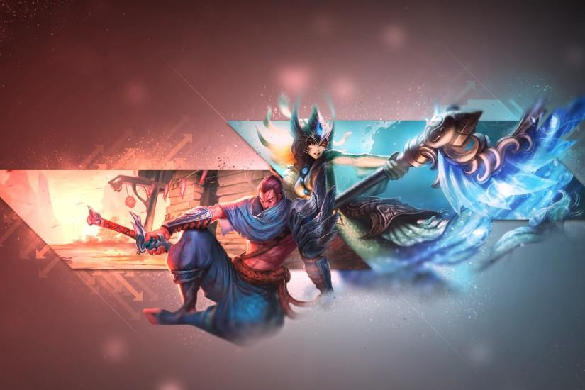 free download yasuo wallpaper 1920x1080 retina