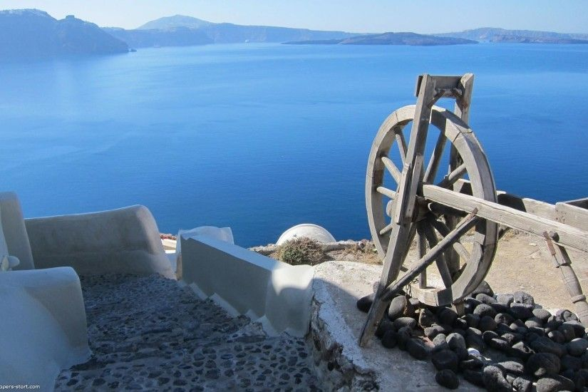 #1586397, santorini category - hd wallpaper santorini