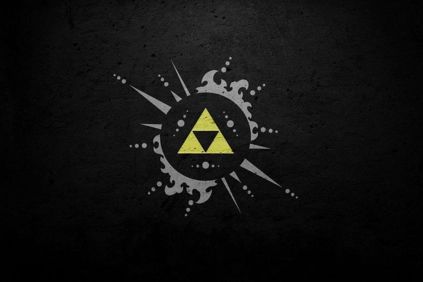 Games Zelda Hd Wallpaper 1920x1080PX ~ Wallpaper Triforce #
