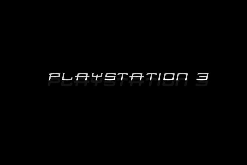 1920x1080 Wallpaper ps3, logo, playstation 3