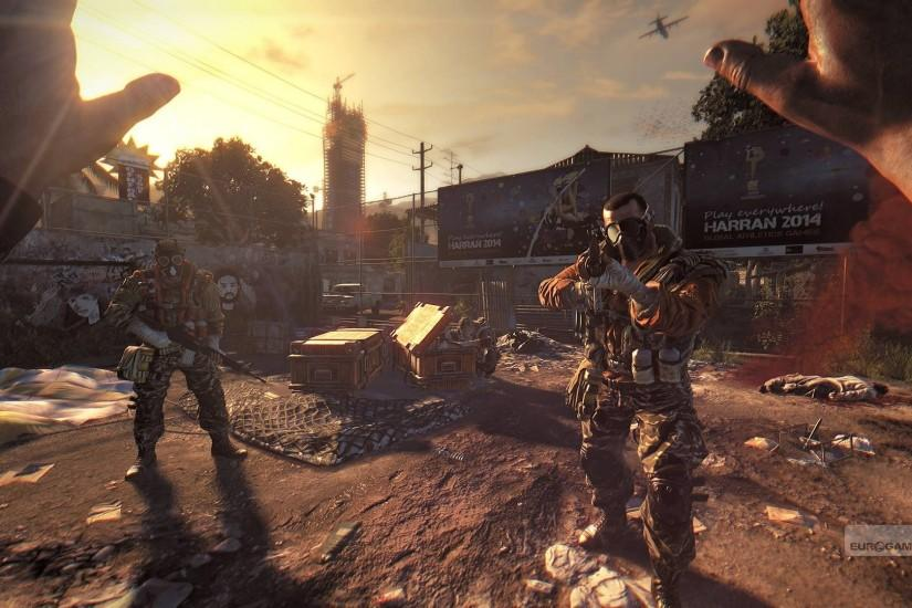 Dying Light wallpaper – wallpaper free download