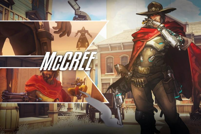 mccree wallpaper 2560x1440 download free