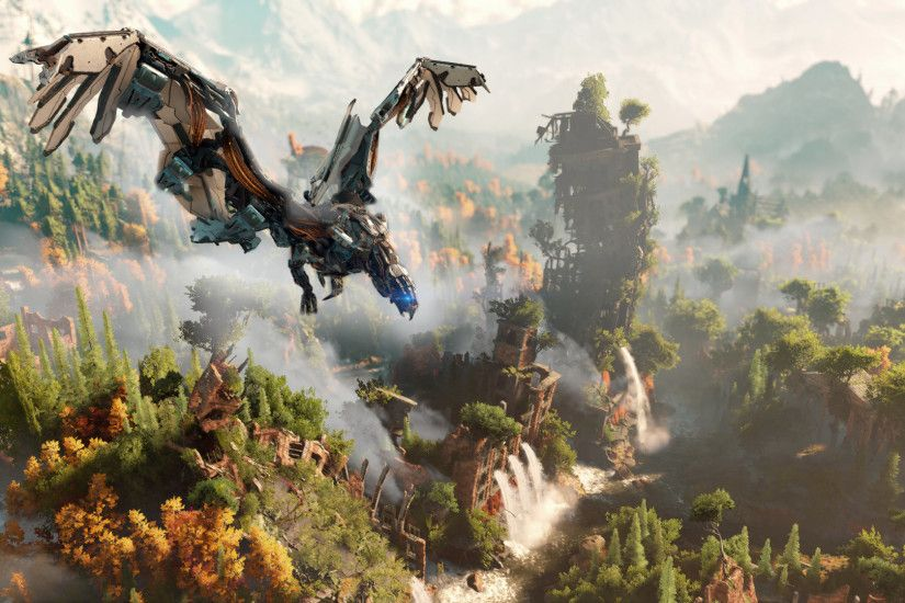 Horizon: Zero Dawn Reminds Me So Much of Zoids, it Hurts