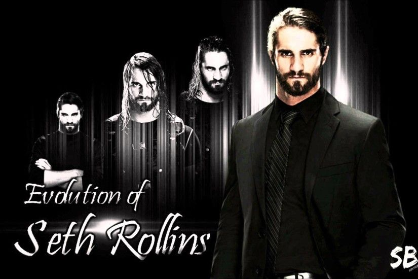 Latest WWE Seth Rollins hd wallpapers