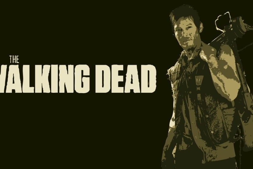 Rick Grimes from The Walking Dead wallpaper