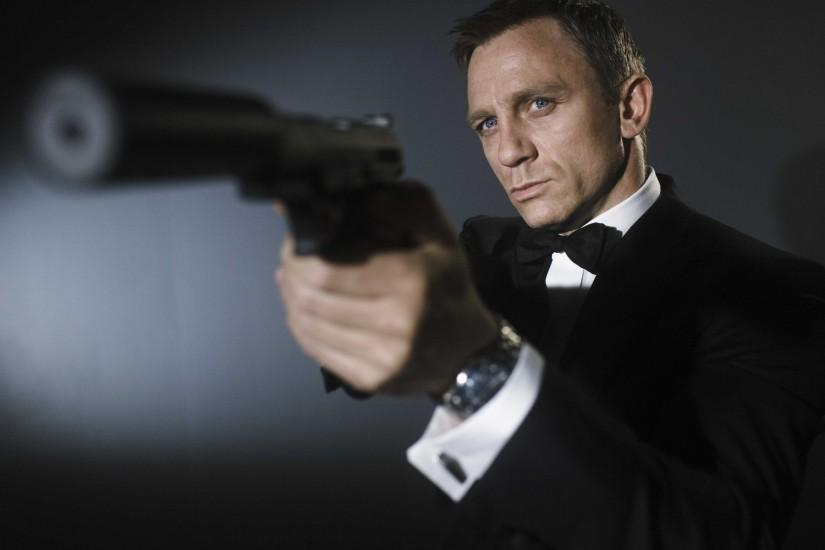James Bond Wallpaper 45858