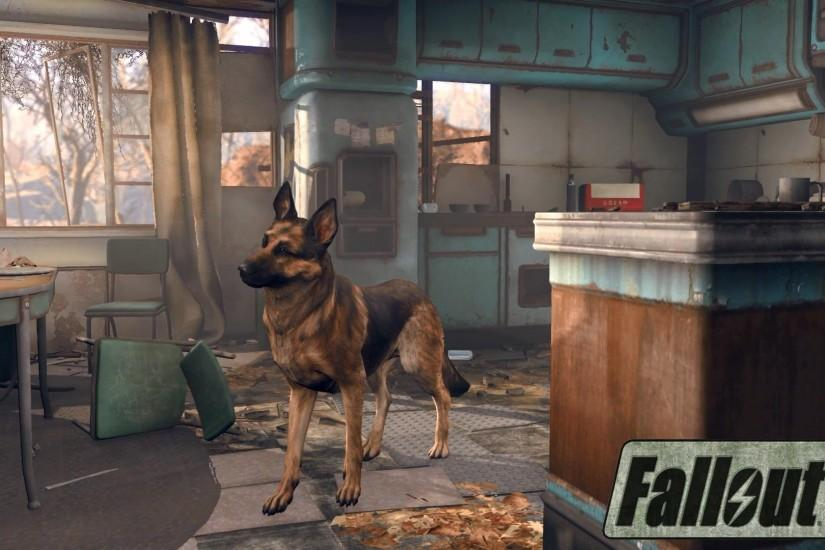 ... fallout 4 dog wallpaper hd desktop.