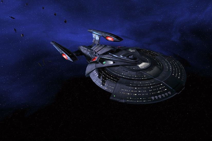 Star Trek enterprise sci fi science fiction spaceship spacecraft movies  video games space stars wallpaper