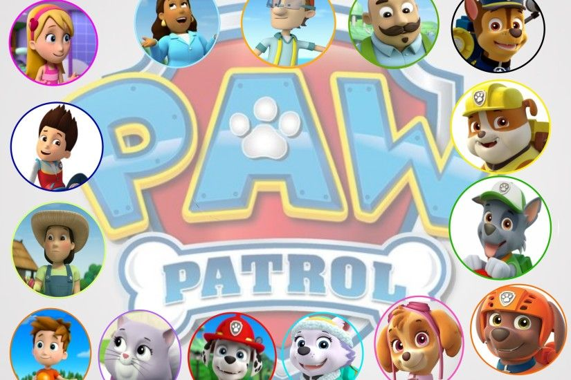 ... Shipping Circle: Paw Patrol (Clean Version) by Double-p1997
