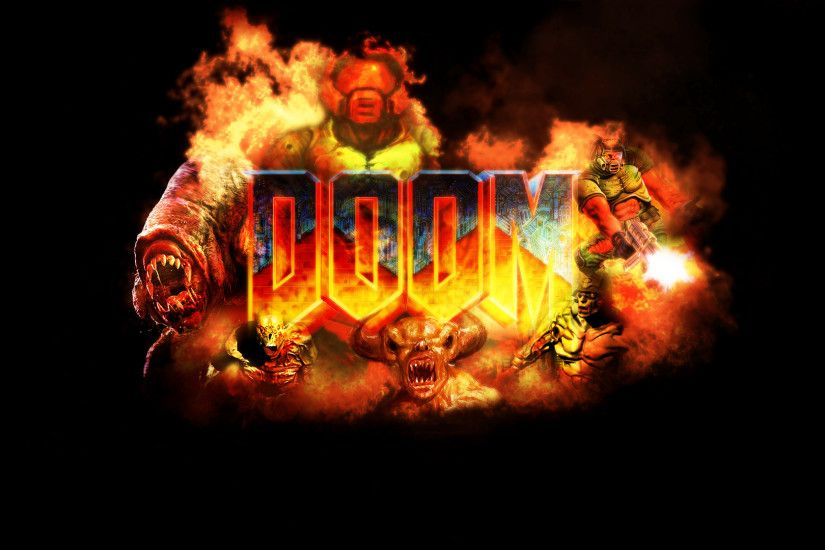 Video Game - Doom Wallpaper