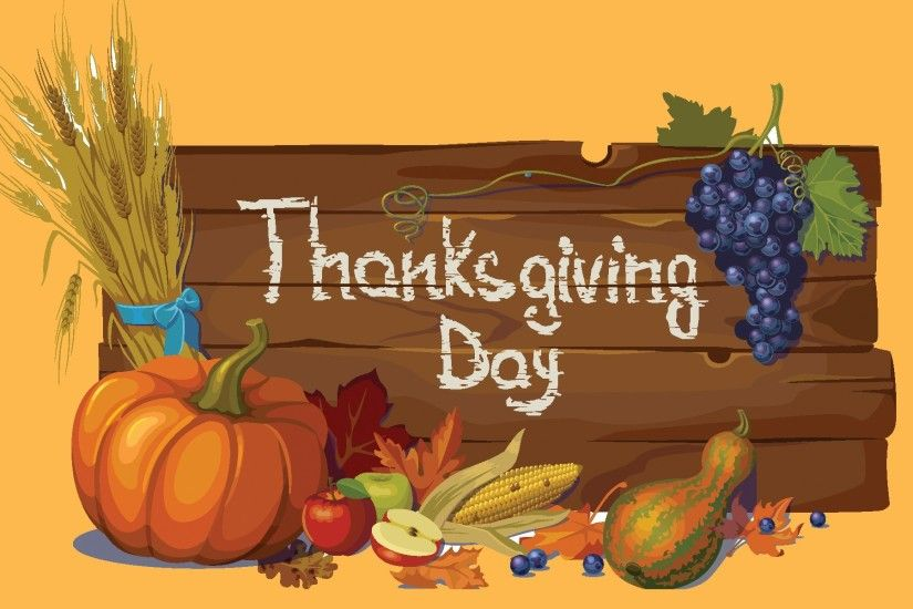 Happy Thanksgiving 2014 HD Wallpaper