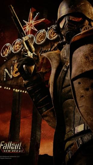 iPhone 6 plus Fallout new vegas Games wallpaper