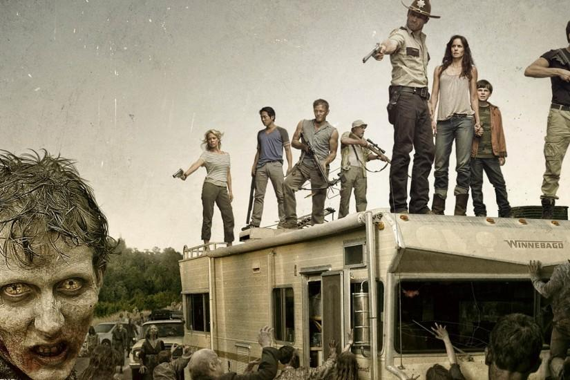 The-Walking-Dead RV,