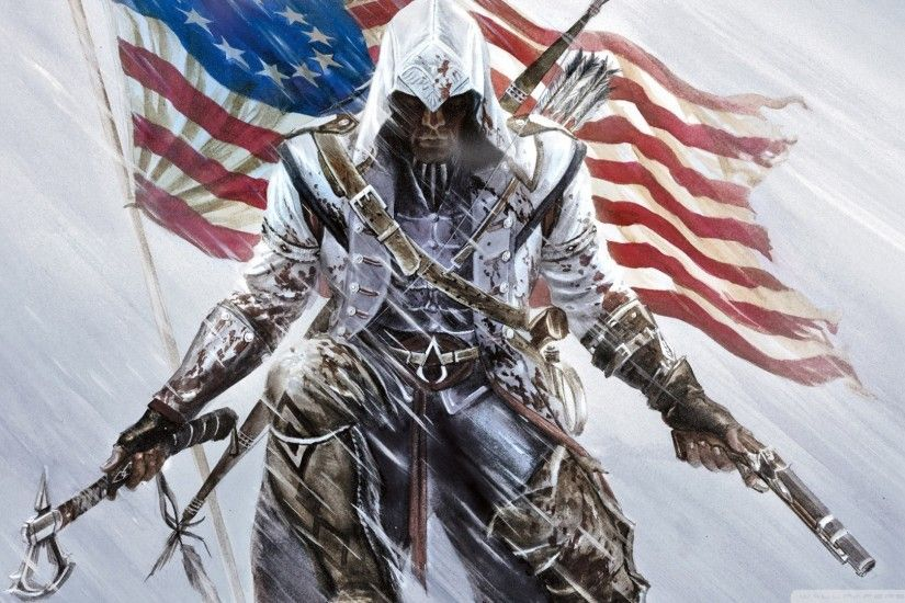 Konu: Assassin s Creed 3: Wallpapers