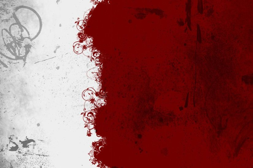 ... Red and white grunge texture HD Wallpaper 1920x1200