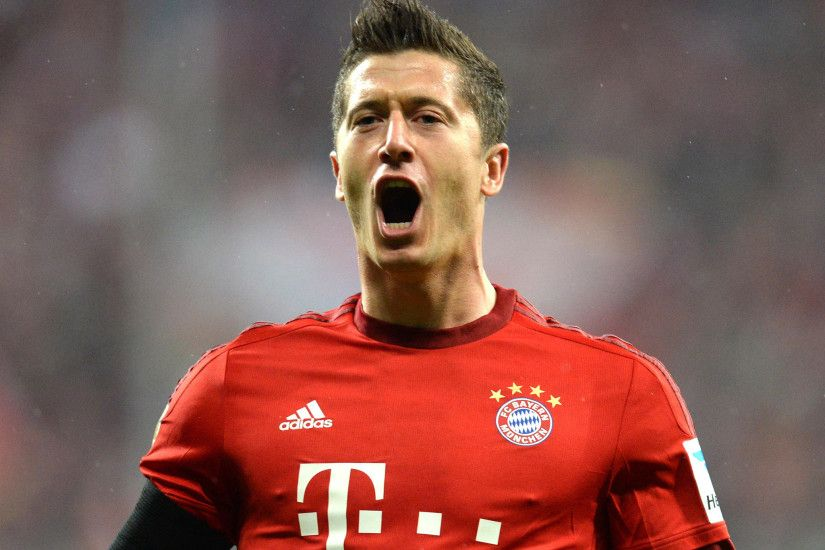 Robert Lewandowski to Manchester United: Bayern Munich striker's agent  rules out move to 'rainy' England | The Independent