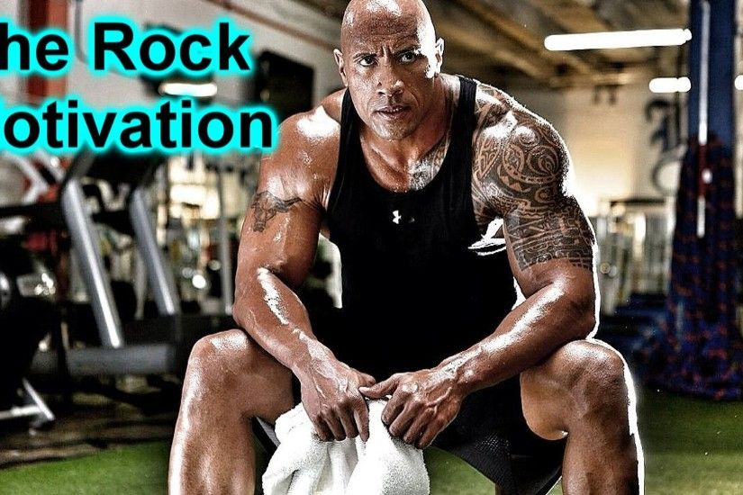 "Dwayne ""The Rock Johnson""Motivation HD- "" The Great One"" ( The Motivator) -  YouTube"