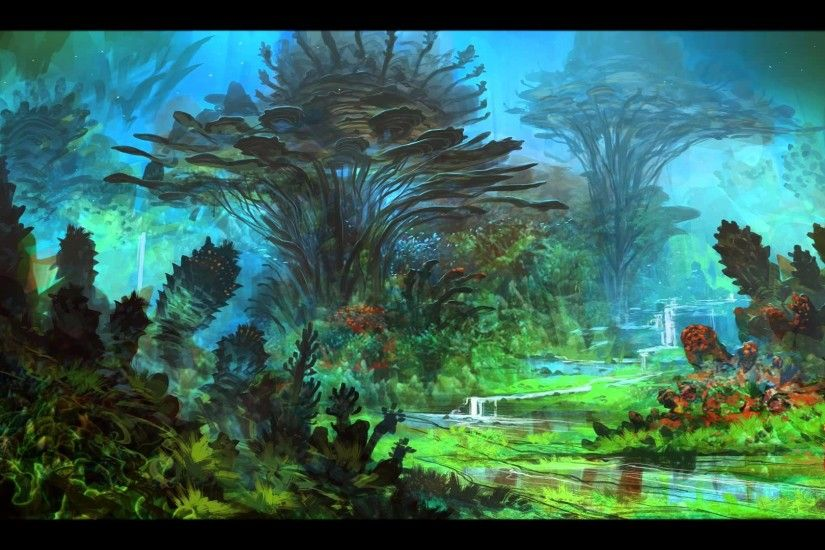 TSVG 830: Chrono Cross - Forest Of Illusion