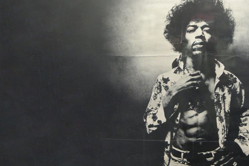 JIMI HENDRIX hard rock classic blues guitar wallpaper | 1920x1080 | 425105  | WallpaperUP