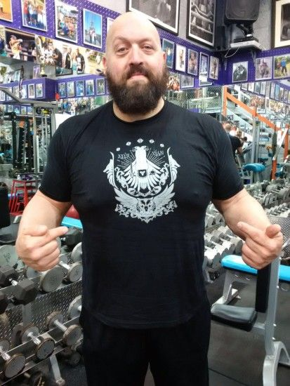 Big Show has lost quite a bit of weight.