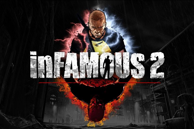 Infamous For PS3 wallpapers (58 Wallpapers)