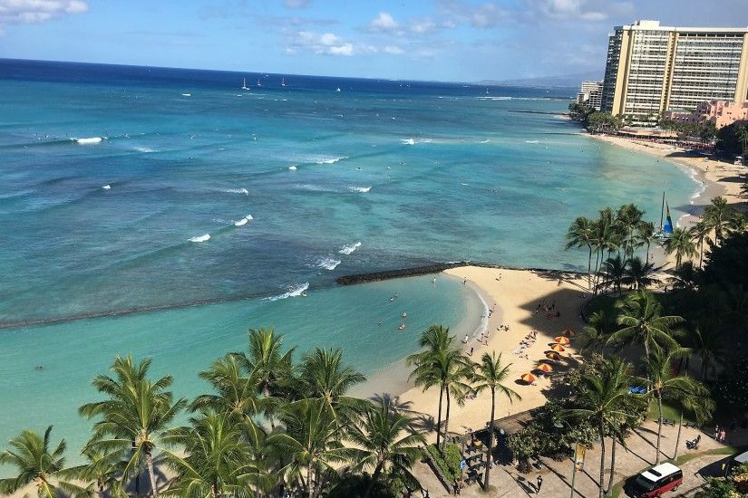 High bacteria count at Waikiki beach: 'Swimming may make you ill'