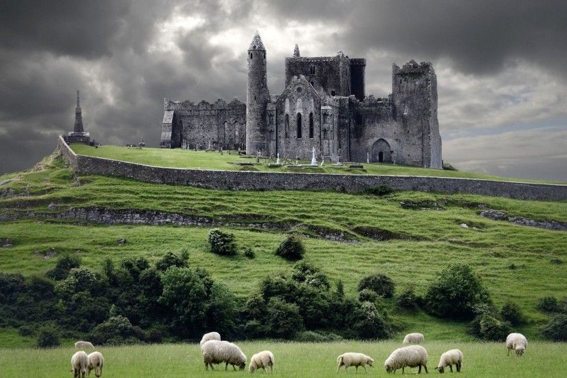 Beautiful scenery of Ireland wallpaper #10 - 1920x1200 Wallpaper .