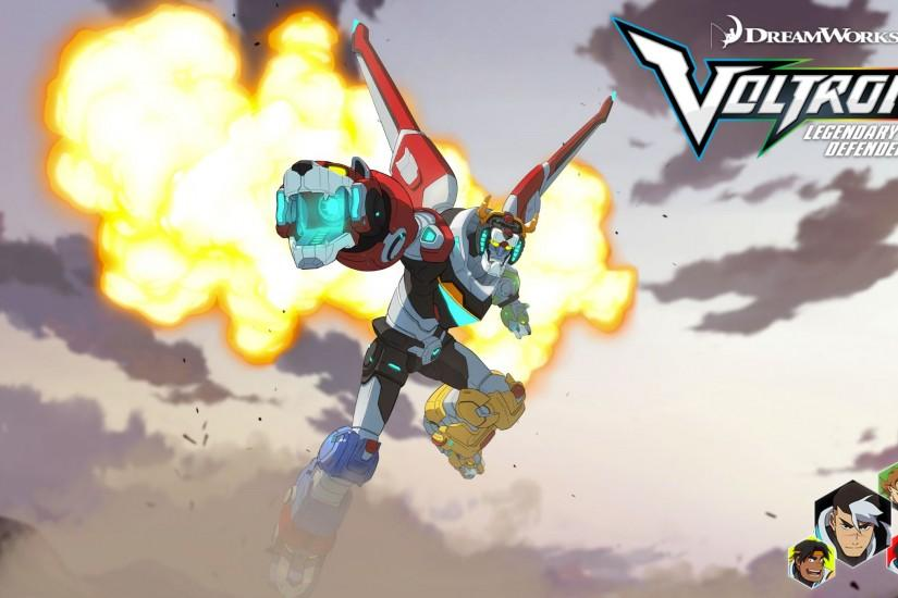 wallpaper: Voltron Wallpaper