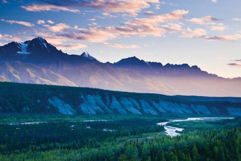 Looking For Alaska Setting: Alaska Background ·① WallpaperTag