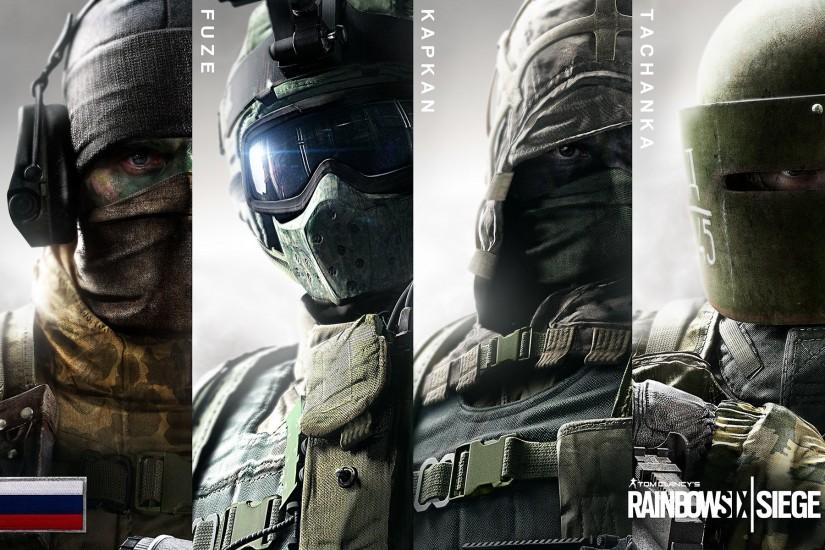 HD Wallpaper | Background ID:685312. 1920x1200 Video Game Tom Clancy's Rainbow  Six: Siege